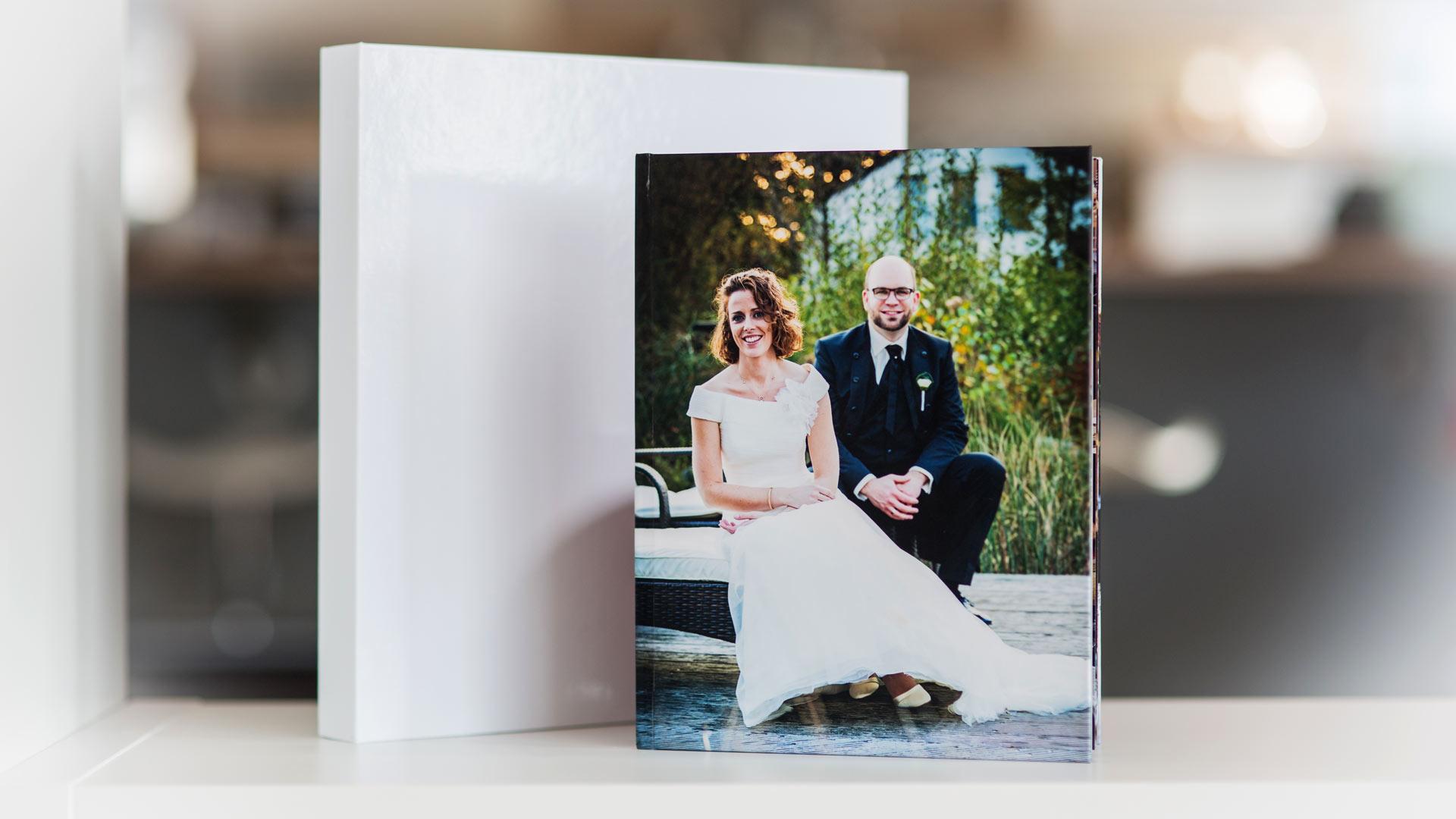 Hochzeitsalbum vom Hochzeitsfotograf NRW Rüdiger Gohr