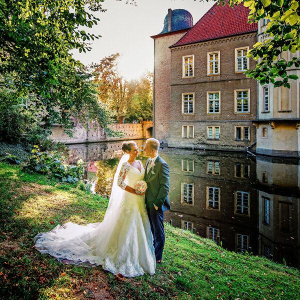 Hochzeitsreportage Schloss Heeren Unna