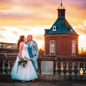 Schloss Nordkirchen Hochzeitsfotograf