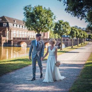 Hochzeitsfeier auf Schloss Nordkirchen