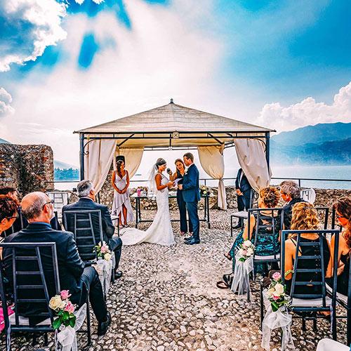 Heiraten im Ausland Italien Gardasee