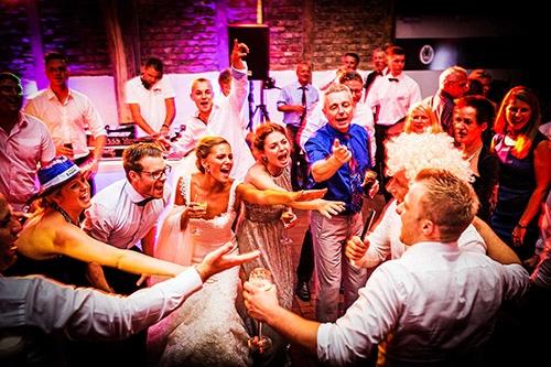Hochzeitsreportage NRW Hochzeitsfeier Fotos best of
