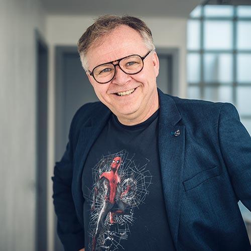 Portrait vom Hochzeitsfotograf NRW Rüdiger Gohr