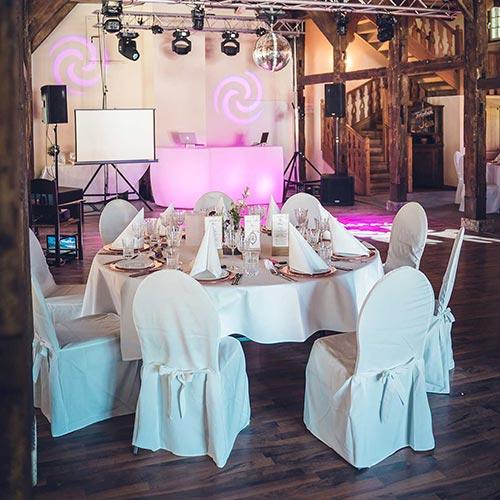 Hochzeit feiern Warendorf