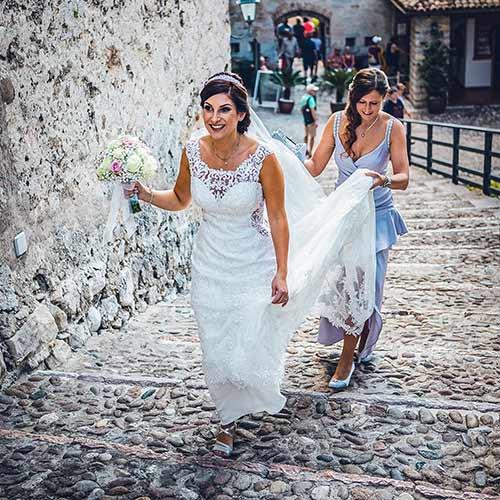 Hochzeitsfotograf Italien Gardasee