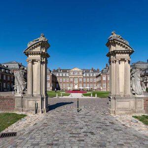 Heiraten auf Schloss Nordkirchen