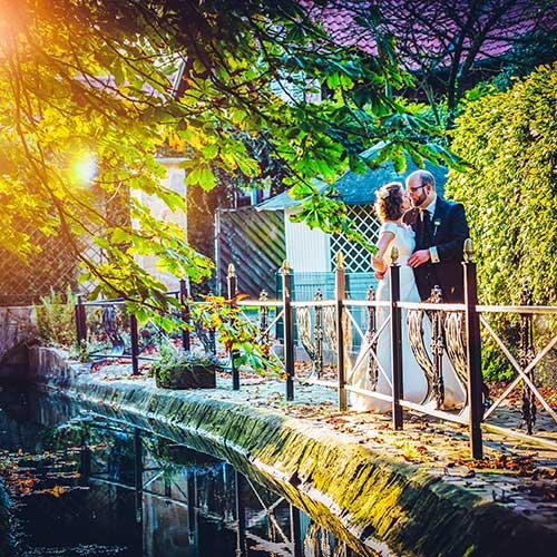 Hochzeitsfotograf Klosterpforte Marienfeld