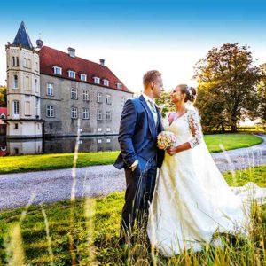 Hochzeitsreportage Schloss Holte Stukenbrock