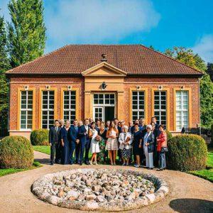Hochzeitslocation Schloss Rheda Orangerie