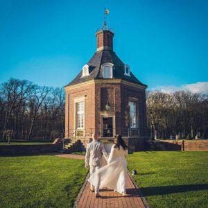 Hochzeitsfeier in Schloss Nordkirchen