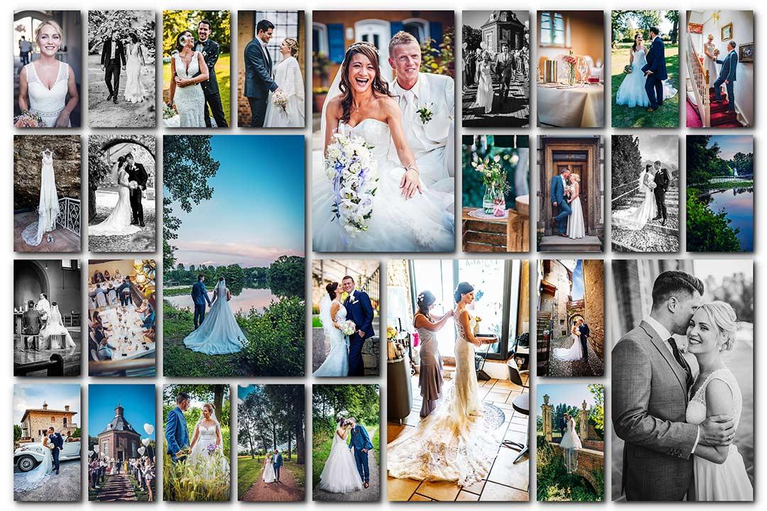 Hochzeitsfotograf Düsseldorf - Hochzeitsreportage Düsseldorf