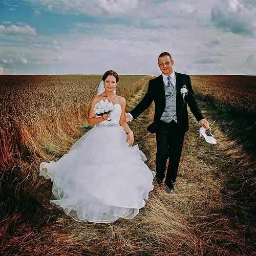 Hochzeitsfotograf Höxter - Hochzeitsreportage Höxter 2022