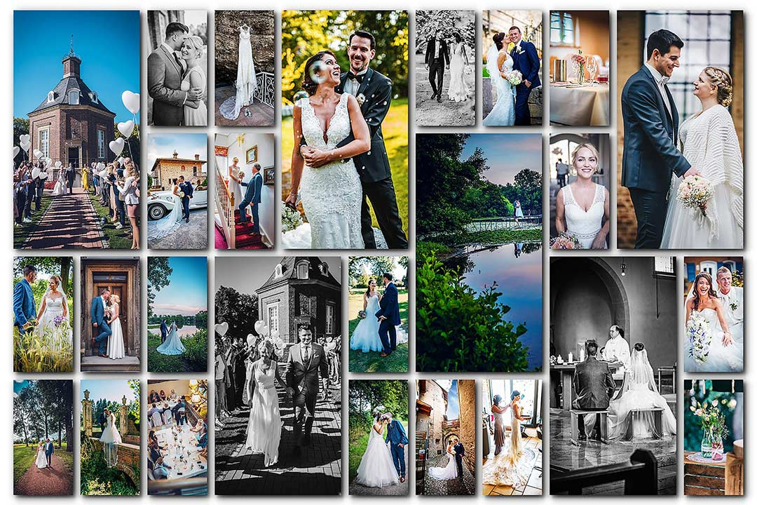 Hochzeitsfotograf Leverkusen - Hochzeitsreportage Leverkusen