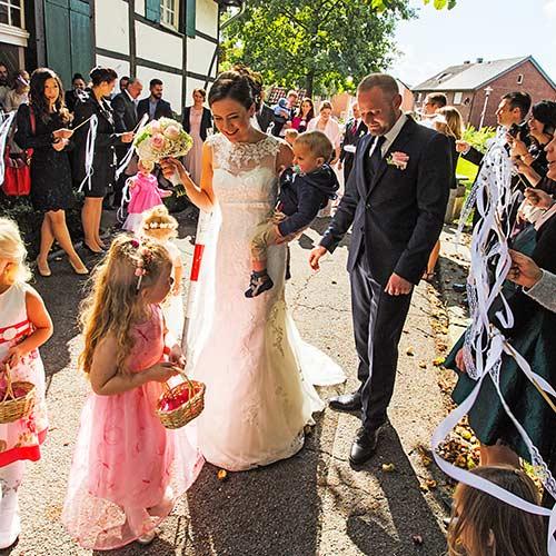 Hochzeitsfotograf Leverkusen - Hochzeitsreportage Leverkusen 2023