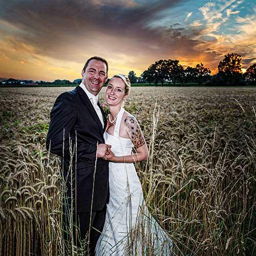 Hochzeitsfotograf Lokschuppen Bottrop