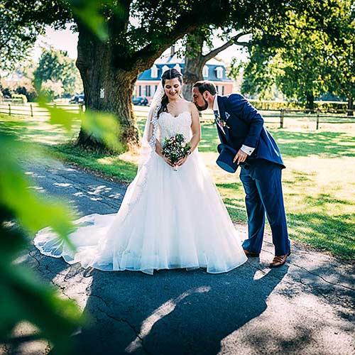 Hochzeitsfotograf Moers - Hochzeitsreportage Moers 2024