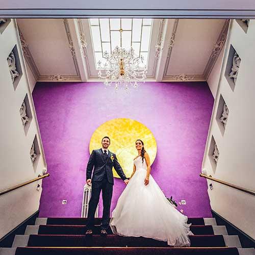 Hochzeitsfotograf Petersberg Rotunde