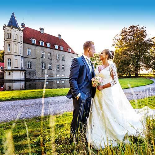 Hochzeitsfotograf Schloss Dyck