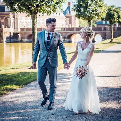 Hochzeitsfotograf Schloss Lüntenbeck