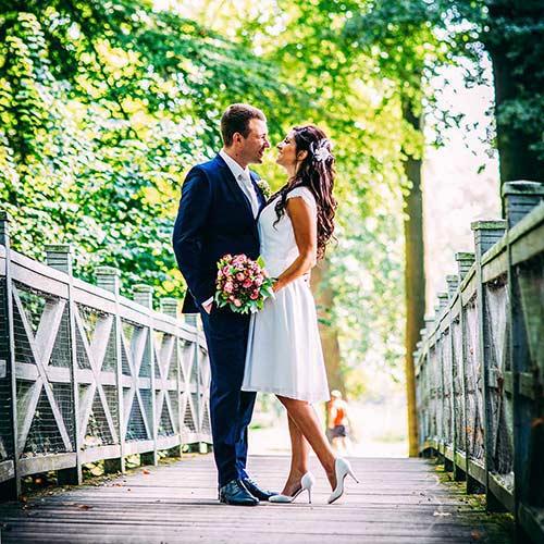 Hochzeitsfotograf Velbert im Kreis Mettmann